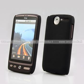 Custodia HTC Desire Bravo G7 A8181 Plastica Cover Rigida Guscio - Nero