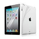 Apple iPad 2 Proteggi Schermo Film Posteriore e Anteriore - Chiaro