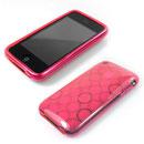Custodia Apple iPhone 3G TPU Silicone Case Gel - Rosa