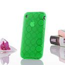 Custodia Apple iPhone 3G TPU Silicone Case Gel - Verde