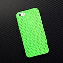 Custodia Apple iPhone 5 Rete Cover Rigida Guscio - Verde