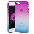 Custodia Apple iPhone 5 Sfumatura Silicone Bumper - Porpora