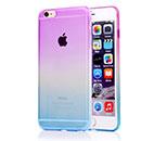 Custodia Apple iPhone 6 Plus Sfumatura Silicone Bumper - Porpora