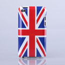 Custodia Apple iPod Touch 4 La bandiera del Regno Unito Cover - Misto