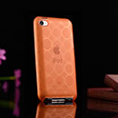 Custodia Apple iPod Touch 4 TPU Silicone Case Gel - Arancione