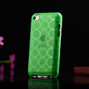 Custodia Apple iPod Touch 4 TPU Silicone Case Gel - Verde