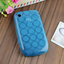 Custodia Blackberry Curve 8520 TPU Silicone Case Gel - Blu