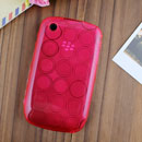 Custodia Blackberry Curve 8520 TPU Silicone Case Gel - Rosa