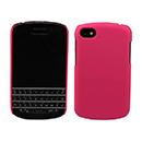 Custodia Blackberry Q10 Plastica Cover Rigida Guscio - Fucsia