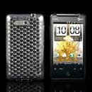 Custodia HTC Aria G9 HD Mini T5555 Silicone Diamante Silicone Case - Chiaro