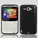 Custodia HTC Chacha G16 A810e Silicone Case - Nero