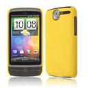 Custodia HTC Desire Bravo G7 A8181 Plastica Cover Rigida Guscio - Giallo