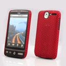 Custodia HTC Desire Bravo G7 A8181 Rete Cover Rigida Guscio - Rosso