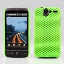 Custodia HTC Desire Bravo G7 A8181 Rete Cover Rigida Guscio - Verde