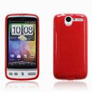 Custodia HTC Desire Bravo G7 A8181 Silicone Case - Rosso