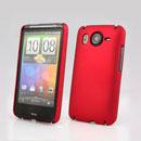 Custodia HTC Desire HD G10 A9191 Plastica Cover Rigida Guscio - Rosso