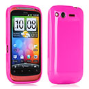Custodia HTC Desire S G12 S510e Silicone Case - Fucsia