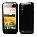 Custodia HTC Desire VT T328t Silicone Case - Nero