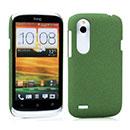 Custodia HTC Desire X T328e Sabbie Mobili Cover Bumper - Verde