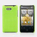 Custodia HTC HD Mini T5555 Aria G9 Rete Cover Rigida Guscio - Verde