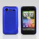 Custodia HTC Incredible S G11 S710e Plastica Cover Rigida Guscio - Blu