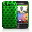 Custodia HTC Incredible S G11 S710e Rete Cover Rigida Guscio - Verde