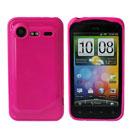 Custodia HTC Incredible S G11 S710e Silicone Case - Fucsia