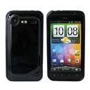Custodia HTC Incredible S G11 S710e Silicone Case - Nero