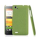 Custodia HTC One SC T528d Sabbie Mobili Cover Bumper - Verde