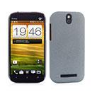 Custodia HTC One SV C525e Sabbie Mobili Cover Bumper - Grigio