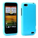 Custodia HTC One V Silicone Case - Blu