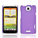 Custodia HTC One X Sabbie Mobili Cover Bumper - Porpora