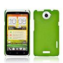 Custodia HTC One X Sabbie Mobili Cover Bumper - Verde