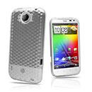Custodia HTC Sensation XL X315e G21 TPU Silicone Case Gel - Chiaro