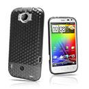 Custodia HTC Sensation XL X315e G21 TPU Silicone Case Gel - Grigio