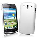 Custodia Huawei Ascend G300 U8815 U8818 Plastica Cover Rigida Guscio - Bianco