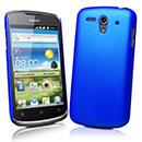 Custodia Huawei Ascend G300 U8815 U8818 Plastica Cover Rigida Guscio - Blu