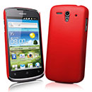 Custodia Huawei Ascend G300 U8815 U8818 Plastica Cover Rigida Guscio - Rosso