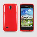 Custodia Huawei Ascend G300 U8815 U8818 Silicone Case - Rosso