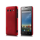 Custodia Huawei Ascend G520 Plastica Cover Rigida Guscio - Rosso