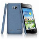 Custodia Huawei Honor 2 U9508 Sabbie Mobili Cover Bumper - Blu