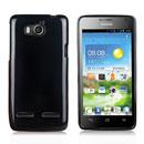 Custodia Huawei Honor 2 U9508 Silicone Bumper - Nero