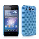 Custodia Huawei Honor U8860 Rete Cover Rigida Guscio - Luce Blu