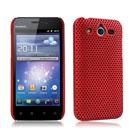 Custodia Huawei Honor U8860 Rete Cover Rigida Guscio - Rosso