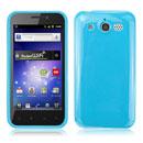 Custodia Huawei Honor U8860 Silicone Case - Luce Blu