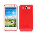 Custodia Huawei Honor U8860 Silicone Case - Rosso