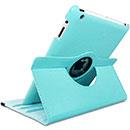 Custodia in Pelle Apple iPad 2 Case Cover - Luce Blu