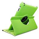 Custodia in Pelle Apple iPad 2 Case Cover - Verde