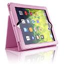 Custodia in Pelle Apple iPad 2 Cover Bumper - Rosa