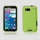 Custodia Motorola Defy MB525 Silicone Bumper - Verde